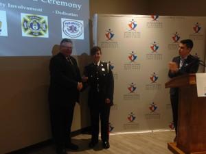 REG 7-police award