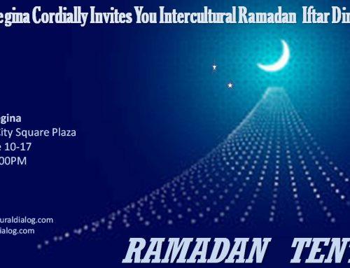 Ramadan Iftar Tent