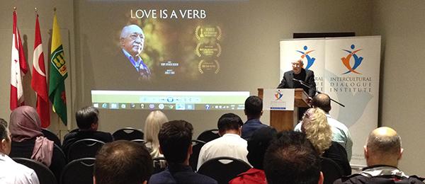 LOVE IS A VERB MOVIE SCREENING